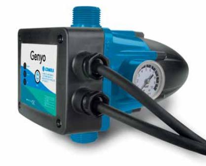 LOWARA Genyo Pump Controller
