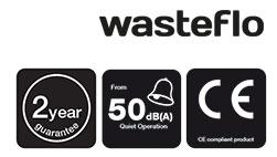 STUART TURNER Wasteflo WC1 system