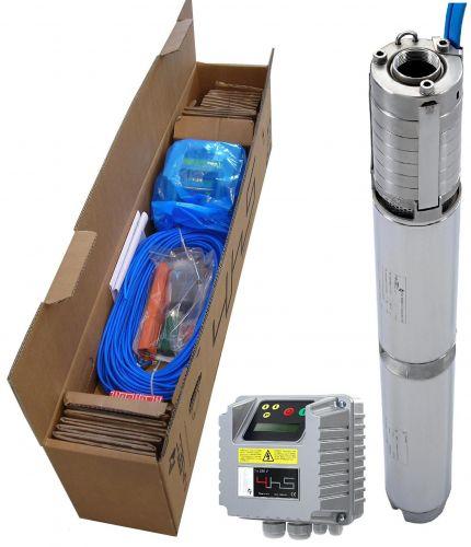 NASTEC 4HS Constant Pressure Borehole Pumps