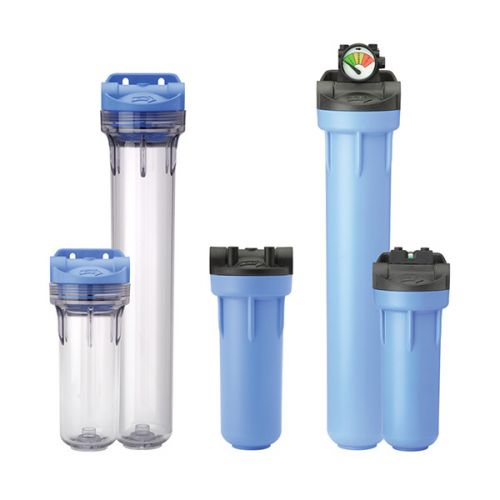 Pentair filter housings for Pentair water filters