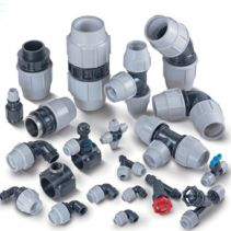 PLASSON Pipe Fittings