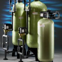 SHAKESBY TM Range - Industrial Iron Removal System